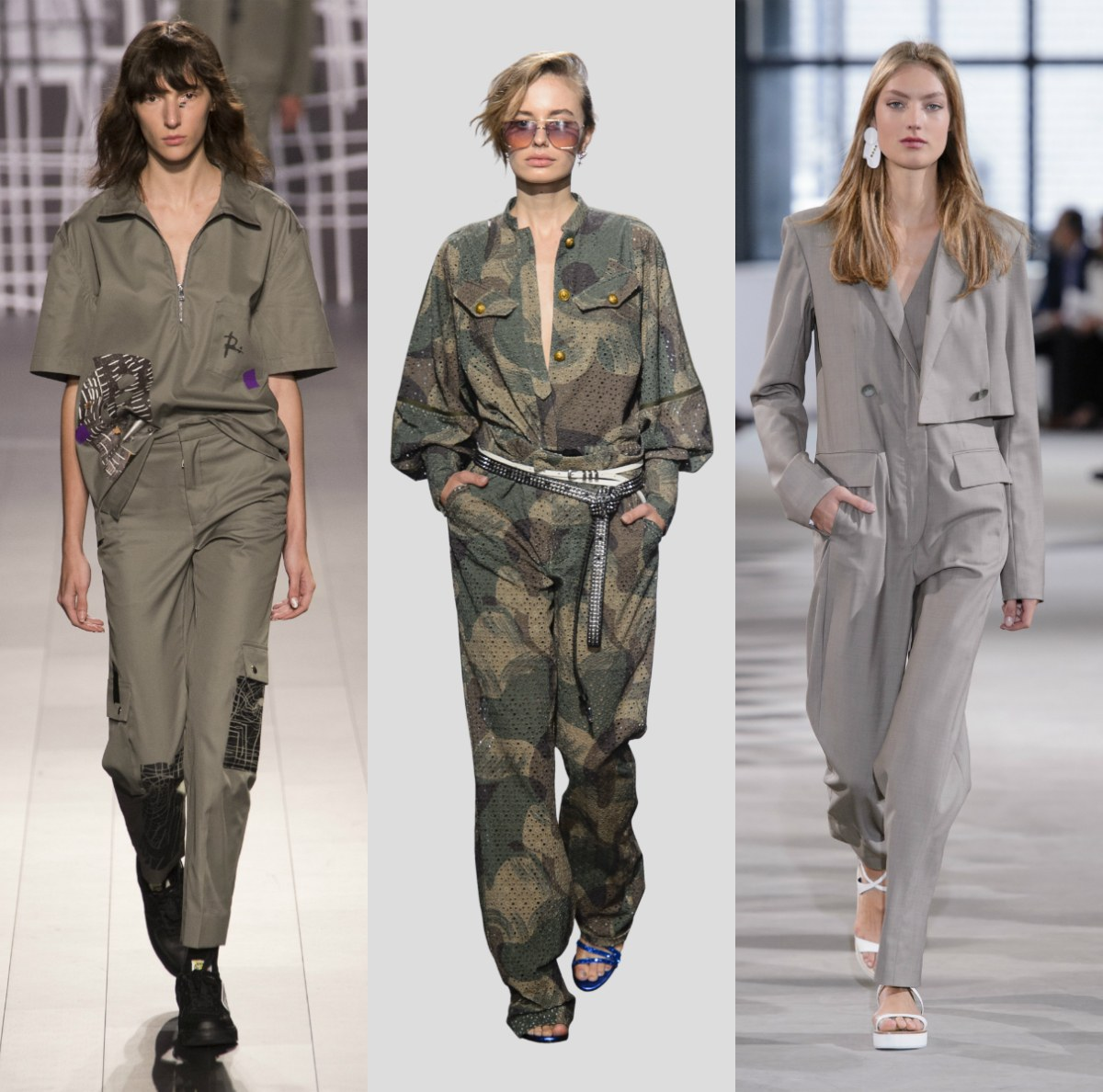 Beauty and Fashion Predictions 2019 - Beauty Wellbeing - Cargo pants are the new jeans