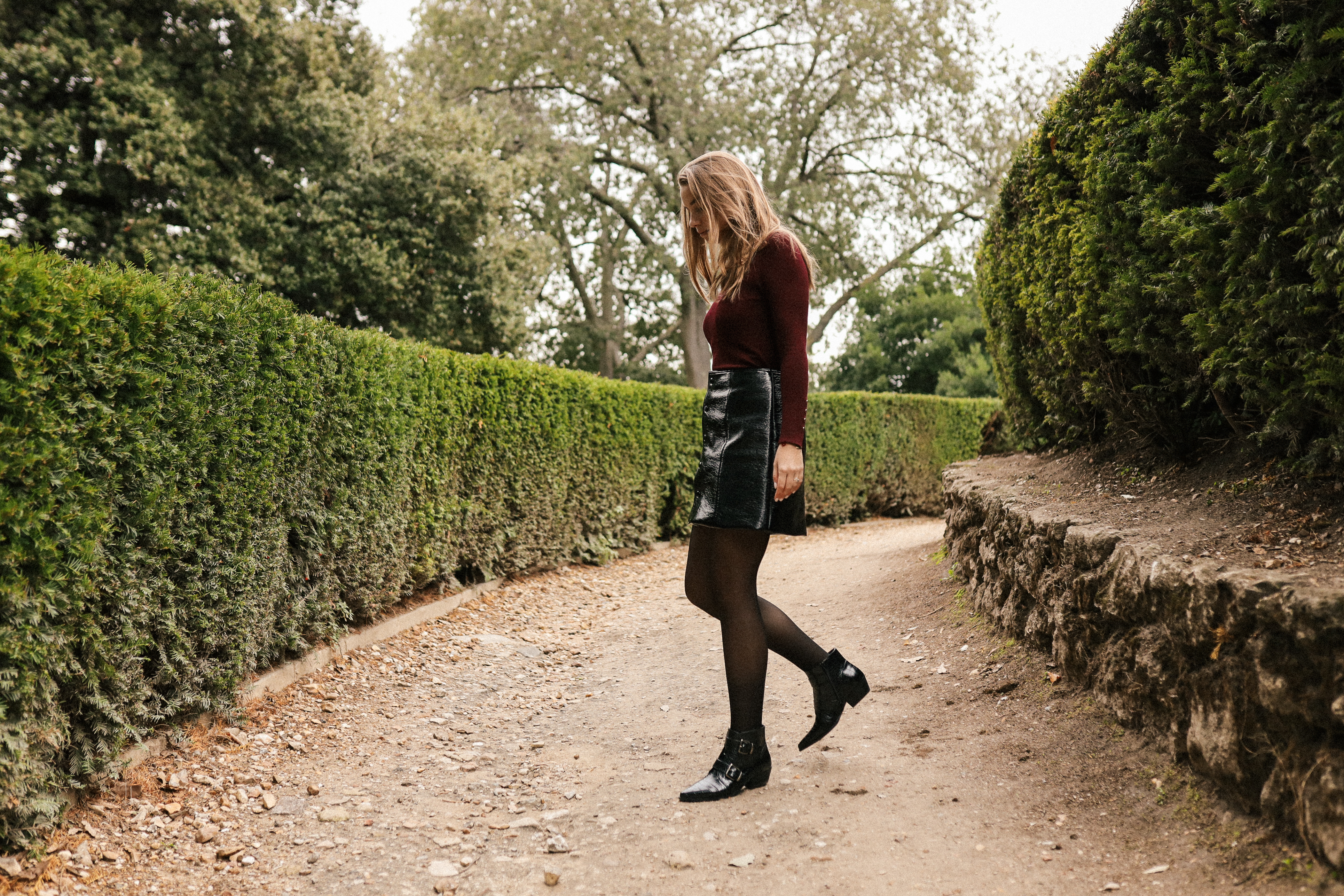 Vanessa-Wu-Tendances-Halloween-Bottines-Sabrina-Spellman